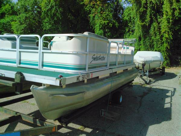 1999 Sweetwater Tom S Pontoon Services